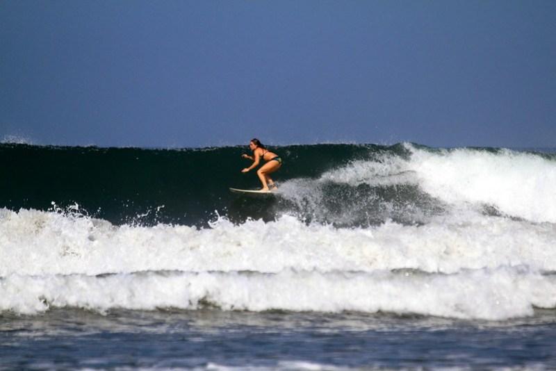Nosara Swell