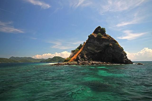 Sombrero and Maricaban Islands