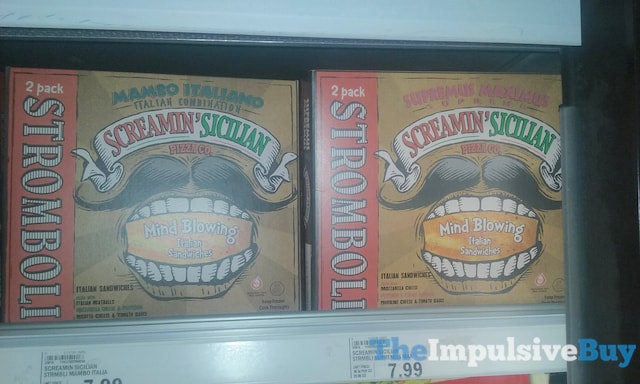 Screamin' Sicilian Mambo Italiano and Supremus Maximus Stromboli