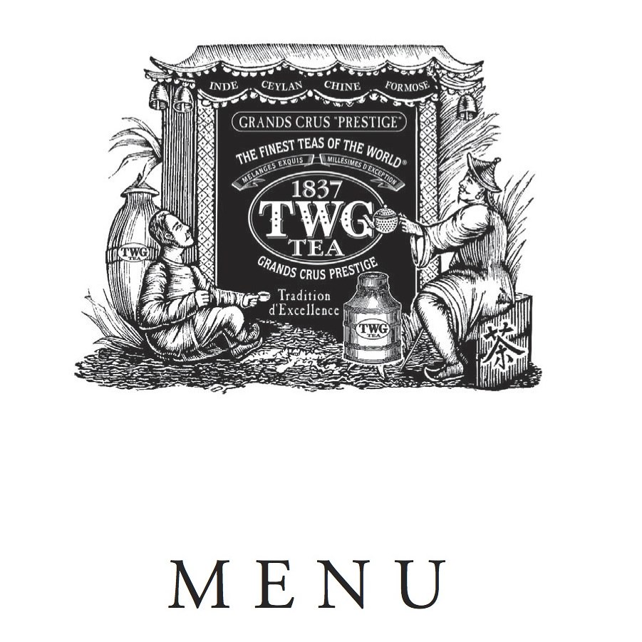 TWG Tea Anniversary Menu v2 Page 1