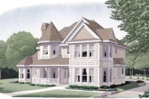 Luxury Stone House Plans