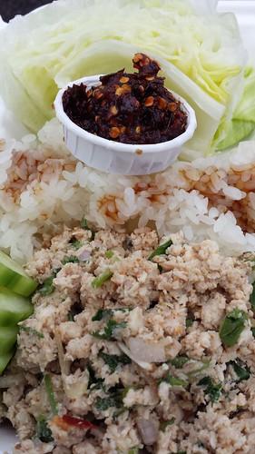 Laotian food cart portland