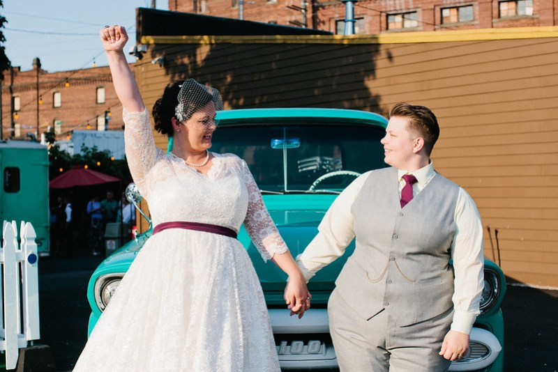 Celebrating same-sex love in Seattle