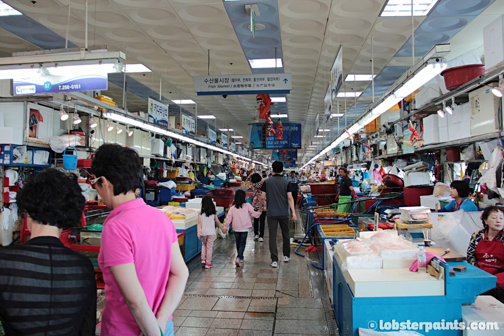 27 Sep 2014: Jagalchi Market | Busan, South Korea