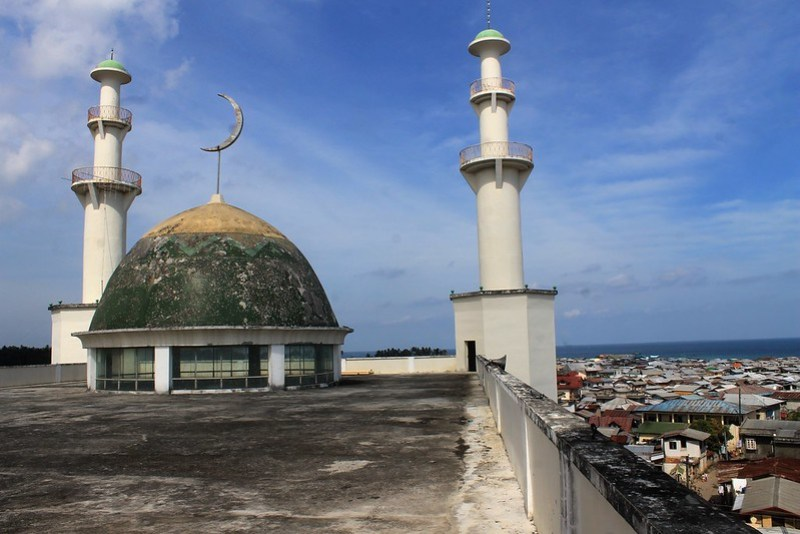 Masjid Tulay (Tulay Central Mosque)