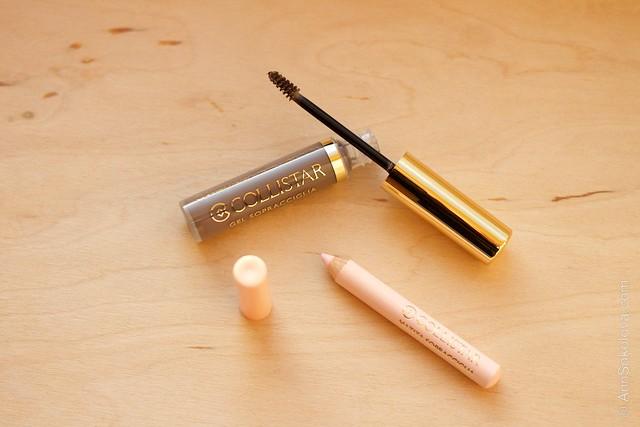 04 03 Collistar Perfect Eyebrows Kit: Eyebrow Gel 3 in 1 #1 Biondo Virna, Eyebrow Pencil