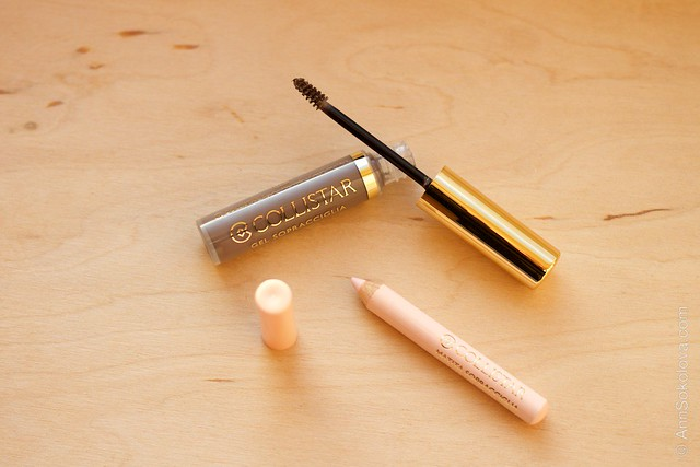 04 03 Collistar Perfect Eyebrows Kit: Eyebrow Gel 3 in 1 #1 Biondo Virna, Eyebrow Pencil