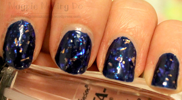 Butter London Bluecoat and Leccy