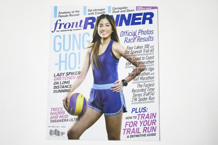 robertjohnwatson.com / feature on Front Runner Magazine