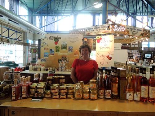 Quebec Farmer's Market