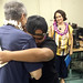 "iCAN graduate Data Sananap give iCAN instructor Cedric Chun a big hug after receiving his certificates of completion. For more information on the iCAN Kapiʻolani Community College/McKinley Community School for Adults program, go to <a href=""http://www.kapiolani.hawaii.edu/campus-life/special-programs/ican/"" rel=""nofollow"">www.kapiolani.hawaii.edu/campus-life/special-programs/ican/</a> or email ican.mcsa@gmail.com."