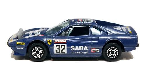 Burago Ferrari 208 Saba