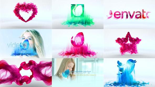 Organic Liquid Splash Logo - 39