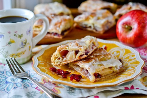 Apple-Cranberry Slab Pie-19