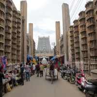 Backpacking India: Madurai
