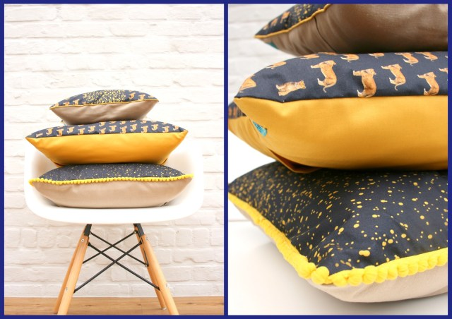 bambiblauw kussen (chair)