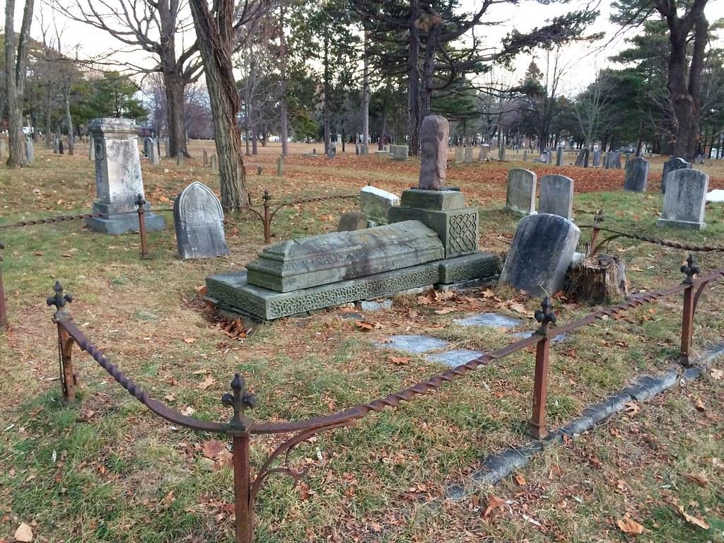 Western Cemetery, Portland, ME