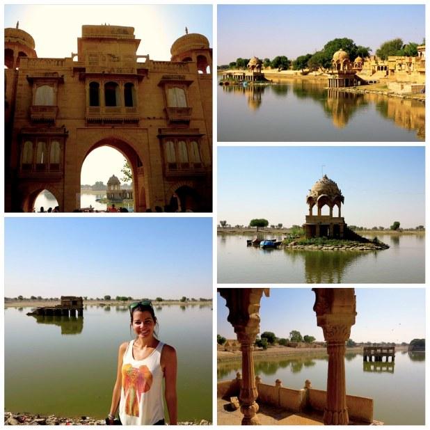 Lago artificial Jaisalmer