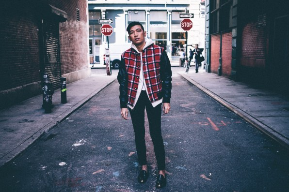 Bryanboy in Soho, New York City