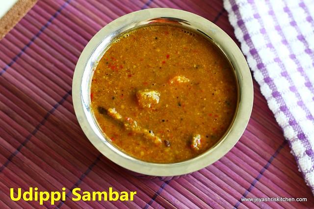 Udipi-sambar