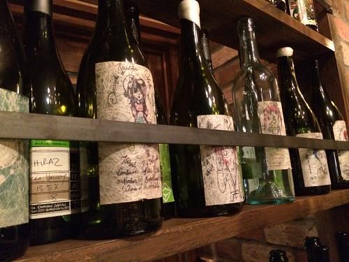 ワインのラベルが、萌え系@ルミエルネ