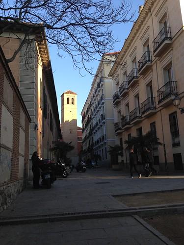 Príncipe de Anglona. Centro, Madrid