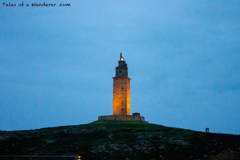 A CORUÑA - Torre de Hércules