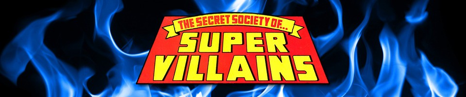 Villains of Earth-1 DC Comics FanFiction: Secret Society of