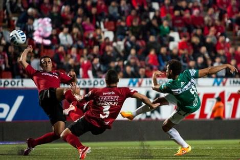 Tijuana contra León