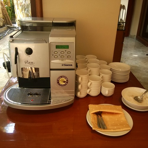 Saeco Royal Coffee Machine