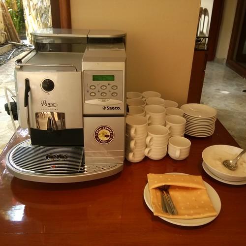 Saeco Royal Coffee Machine
