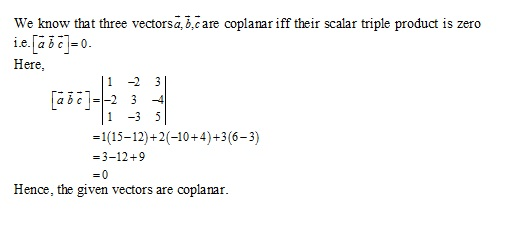 RD Sharma Class 12 Solutions Chapter 26 Scalar Triple Product Ex 26.1 Q4-iii