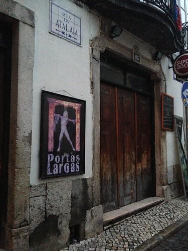 Portas Largas, Lisboa
