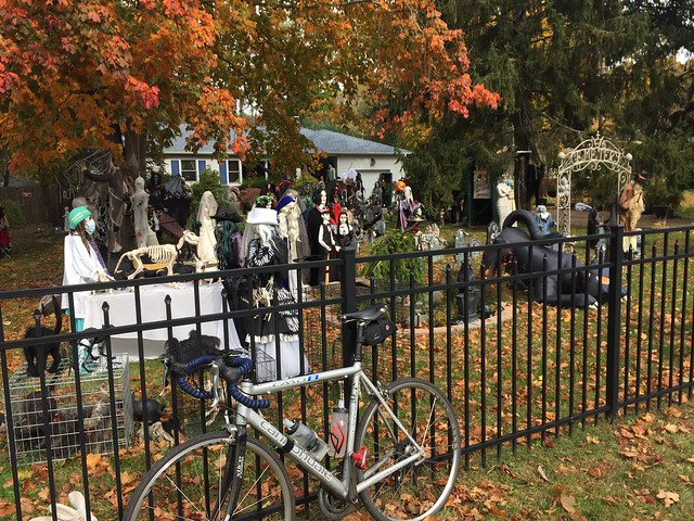 Halloween Ride to Greenport