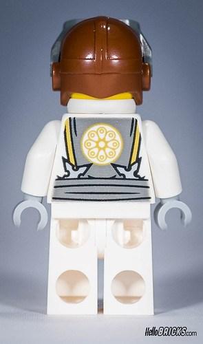 LEGO 70604 - Ninjago - Tiger Widow Island