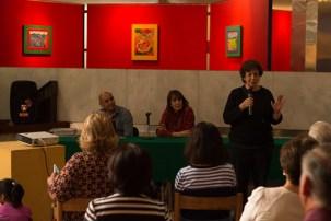 Se llevó a cabo con gran éxito el homenaje de Emma Báez en el IPBA