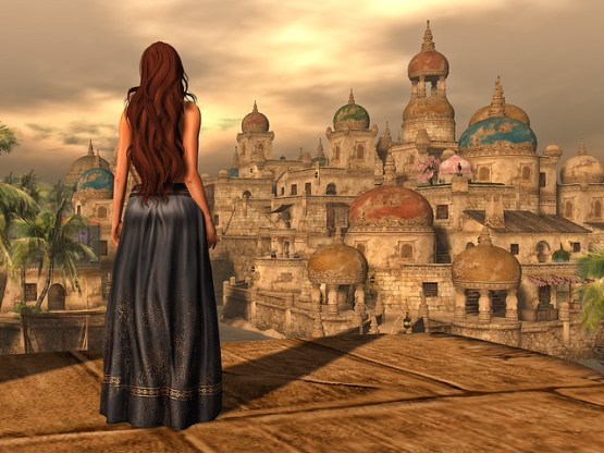 What is your perception of Second Life? Challenge