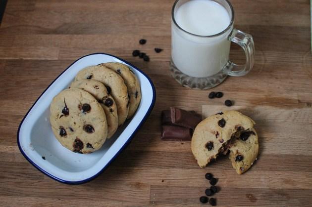 Caramel Filled Cookies