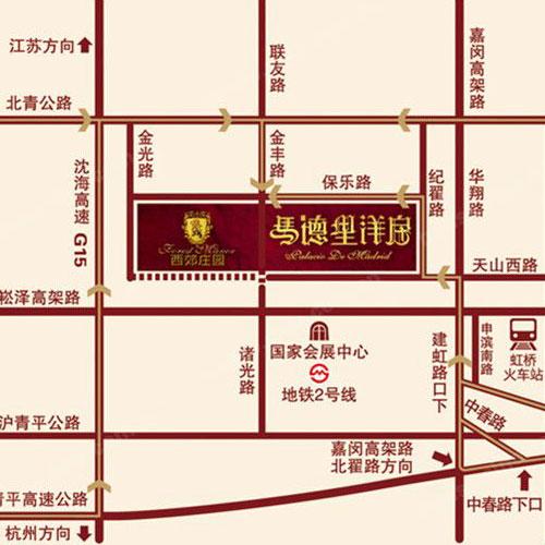 马德里洋房: Chinese Gothic