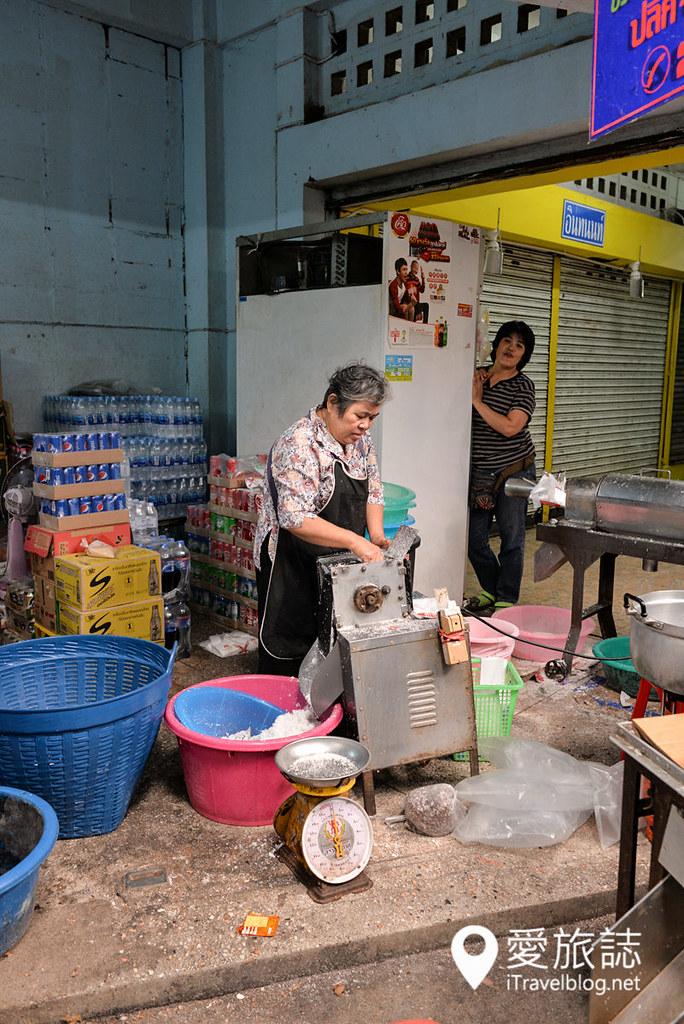 清迈市集 龙眼市场 Ton Lam Yai Market 03