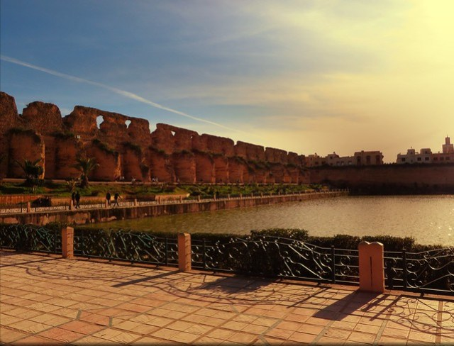 Heri el Souani granary, Meknes, things to do in meknes, best places to visit in Morocco