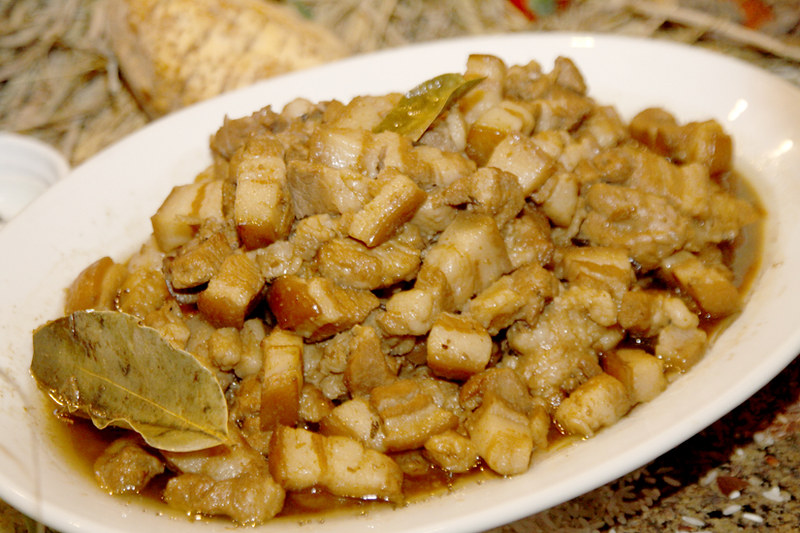 8.Chef Claude Tayag's Adobo ni Juan Tamad