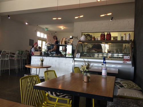 Where the magic happens - Dear Delicious, Dulwich Hill