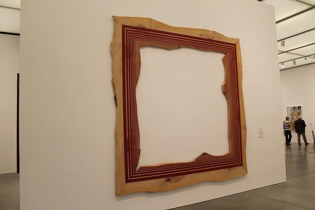 Obra de 'arte' en el ICA