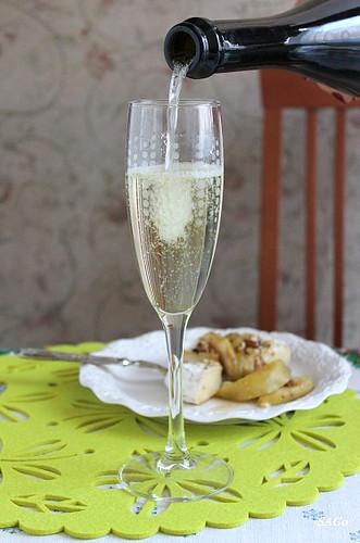 дегустация российского шампанского, боют, Фанагория