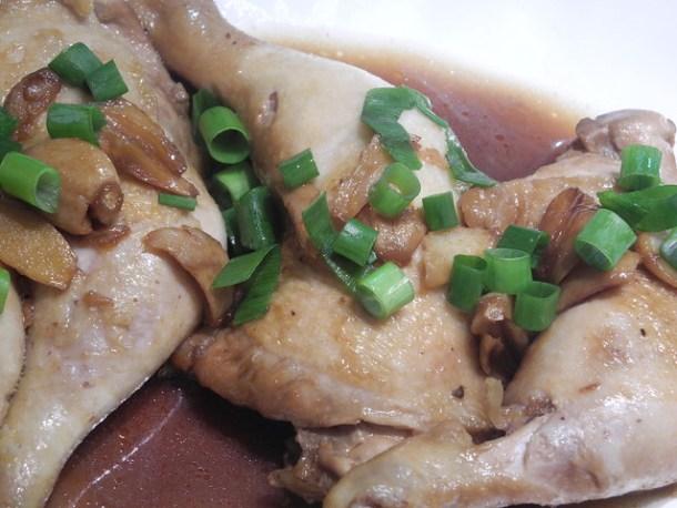 Caramel Chicken