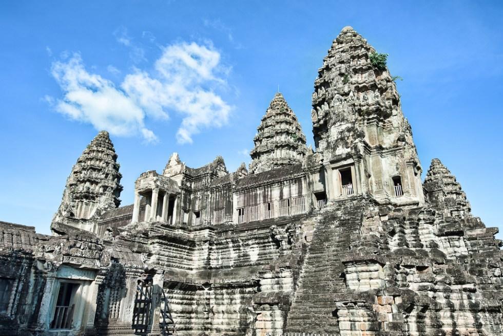 Back to Angkor Wat again!