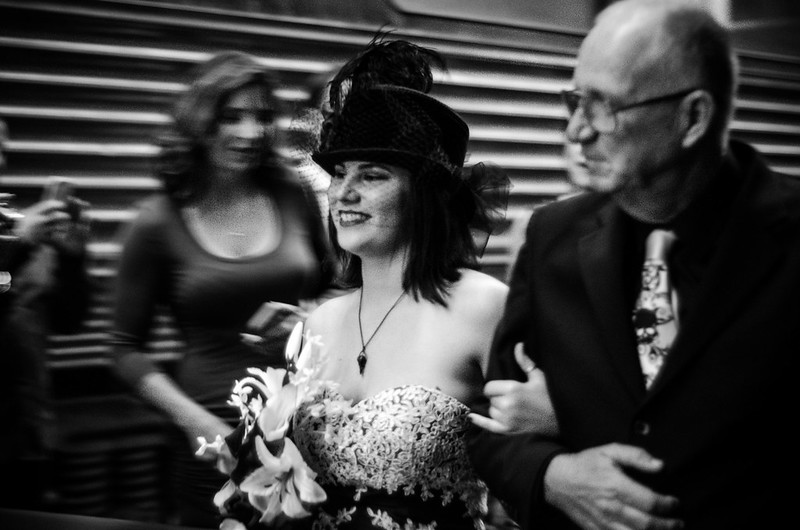 9218ee53d43df Skulls and pugs and top hats oh my at Julia   Max s wedding ...