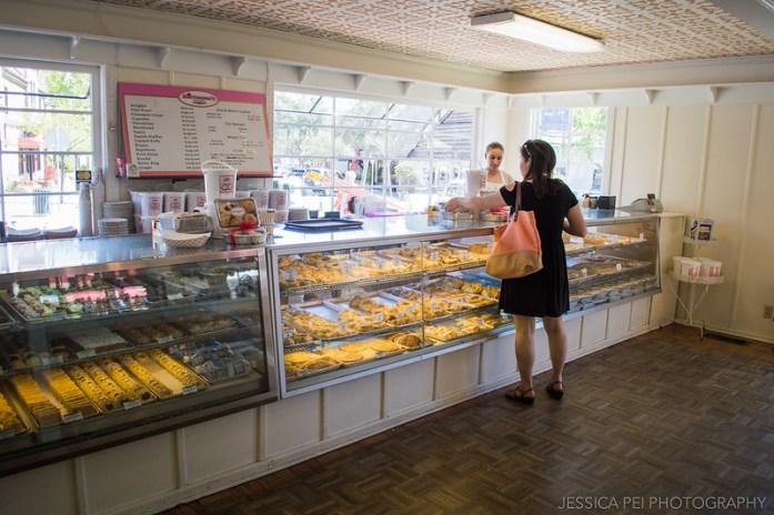 Mortensen's Bakery in Solvang California