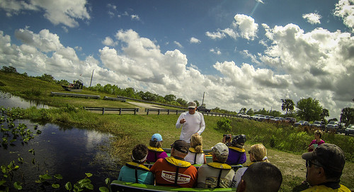 Blue Cypress Swamp Air Boating-39